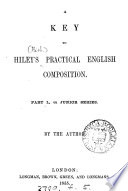 A Key To Hiley S Practical English Composition