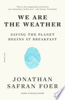 We Are the Weather Book PDF