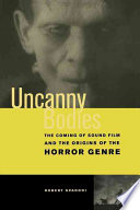 Uncanny Bodies A Fine Understanding Of The