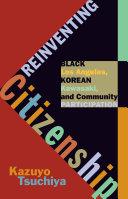 Reinventing Citizenship