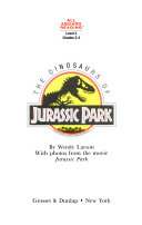 Jurassic Park Pdf/ePub eBook
