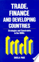 Trade, Finance and Developing Countries
