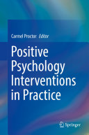 download ebook positive psychology interventions in practice pdf epub