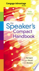 Cengage Advantage Books  The Speaker s Compact Handbook