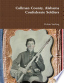 Cullman County, Alabama Confederate Soldiers