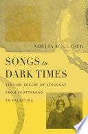Songs in Dark Times Book PDF