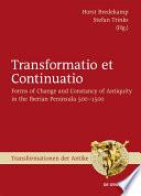 Transformatio et Continuatio