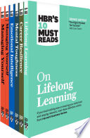 Hbr S 10 Must Reads On Managing Yourself And Your Career 6 Volume Collection