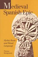 Medieval Spanish Epic
