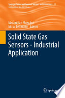 Solid State Gas Sensors   Industrial Application