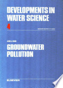 Ebook Groundwater Pollution Epub J.J. Fried Apps Read Mobile