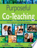 Purposeful Co Teaching