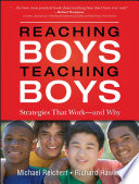 Reaching Boys  Teaching Boys