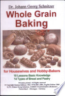 Whole Grain Baking