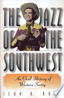 The Jazz of the Southwest