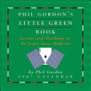 Phil Gordon S Little Green Book Lessons And Teachings In No Limit Texas Hold Em