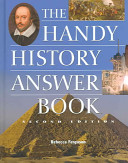 The Handy History Answer Book