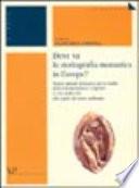 illustration du livre Dove va la storiografia monastica in Europa?
