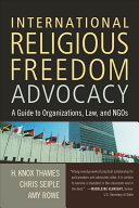 International Religious Freedom Advocacy