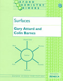 SURFACES. Edition en anglais
