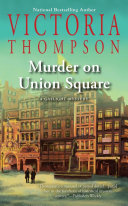 Murder On Union Square : in an unusual position--the prime...