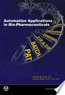 Automation Applications in Bio pharmaceuticals