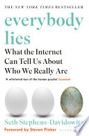 Everybody Lies by Seth Stephens-Davidowitz