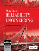 PRACTICAL RELIABILITY ENGINEERING  4TH ED