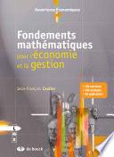 illustration Fondements mathématiques