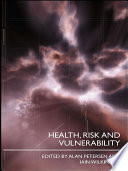 Health  Risk and Vulnerability