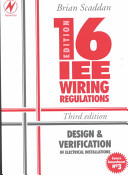 IEE 16th Edition Wiring Regulations