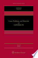 Cases, Problems, and Materials on Contracts