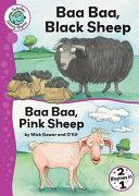Baa Baa  Black Sheep and Baa Baa  Pink Sheep