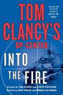 Tom Clancy's Op-Center: Into the Fire Pdf/ePub eBook