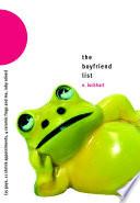 The Boyfriend List Book PDF
