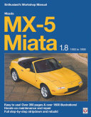 Mazda MX-5 Miata 1.8 1993 to 1999
