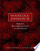Woodcock-Johnson III