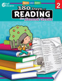 Practice  Assess  Diagnose  180 Days of Reading for Second Grade