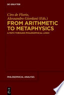 From Arithmetic to Metaphysics