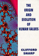 the origin and evolution of human values