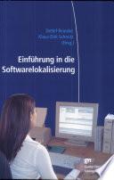 Einführung in die Softwarelokalisierung