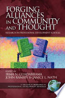 Forging Alliances In Community And Thought