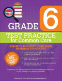 Barron s Core Focus  Grade 6 Test Practice for Common Core