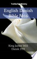 English Danish Bible No16