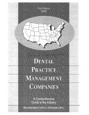 Dental practice management companies
