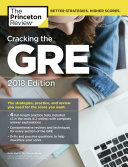 Cracking the GRE with 4 Practice Tests  2018 Edition