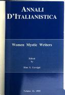Women mystic writers