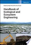 Handbook Of Ecological And Ecosystem Engineering