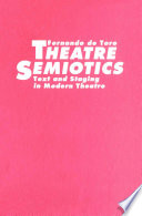 Theatre Semiotics