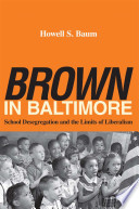 Brown  in Baltimore